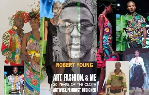 Robert Young: Art, Fashion & Me
