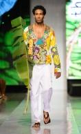 Caribbean Fashion Week 2014. #inaboxtryingtogetoutofapattern