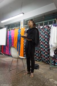 talk on Claudia Jones at Propaganda space 2014